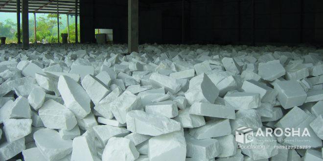 مش کربنات کلسیم صنایع مختلف