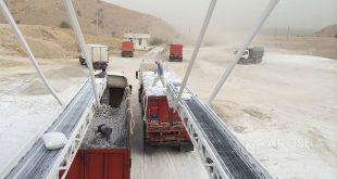 بازار بزرگ کربنات کلسیم ایران