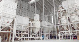 بزرگترین کارخانه تولید کربنات کلسیم پوشش دار در مشهد