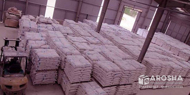 قیمت کربنات کلسیم کوت شده صادراتی