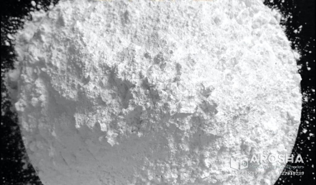 یک کیسه پودر سنگ جوشقان در هر مترمربع نماشسته