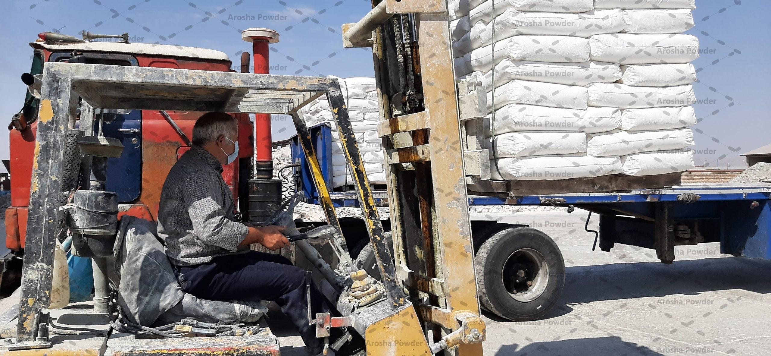 تولیدکننده کربنات کلسیم شیراز